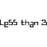 lessthan3_sq